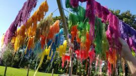 70 Kleuren Borduurgaren Verven