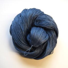 9 | Verwassen indigo | Linnen uit Litouwen