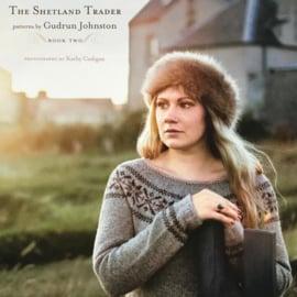 Book - The Shetland Trader - Gudrun Johnston