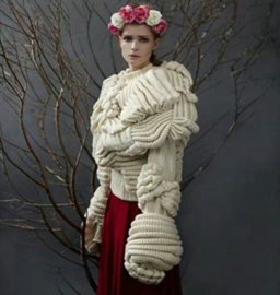 Class - Sculptural Knitting - zondag 29 november 2020
