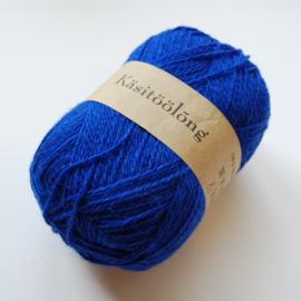 460 | 123 Blauw, 100 gram wol uit Estland
