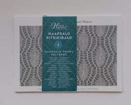 003 | Ansichtkaarten met Haapsalu sjaalpatronen #2