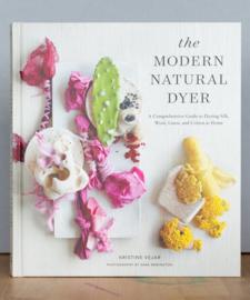 The Modern Natural Dyer - Kristine Vejar