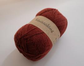 276 | Roest, 100 gram wol uit Estland