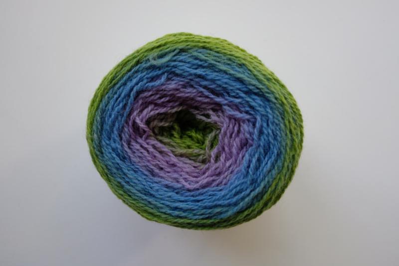 001 | Van grasgroen over lavendelblauw naar lila