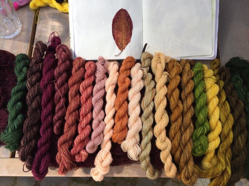 Cursus - Breien van een Kieran Foley shawl - 28 maart 2020