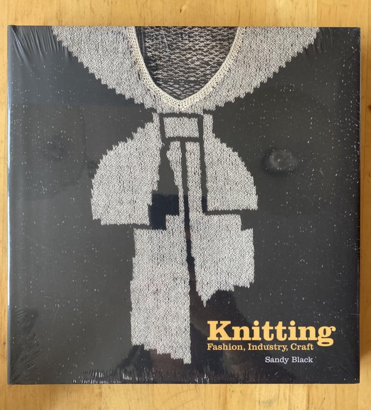 Book - Knitting: Fashion, Industry, Craft - Sandy Black