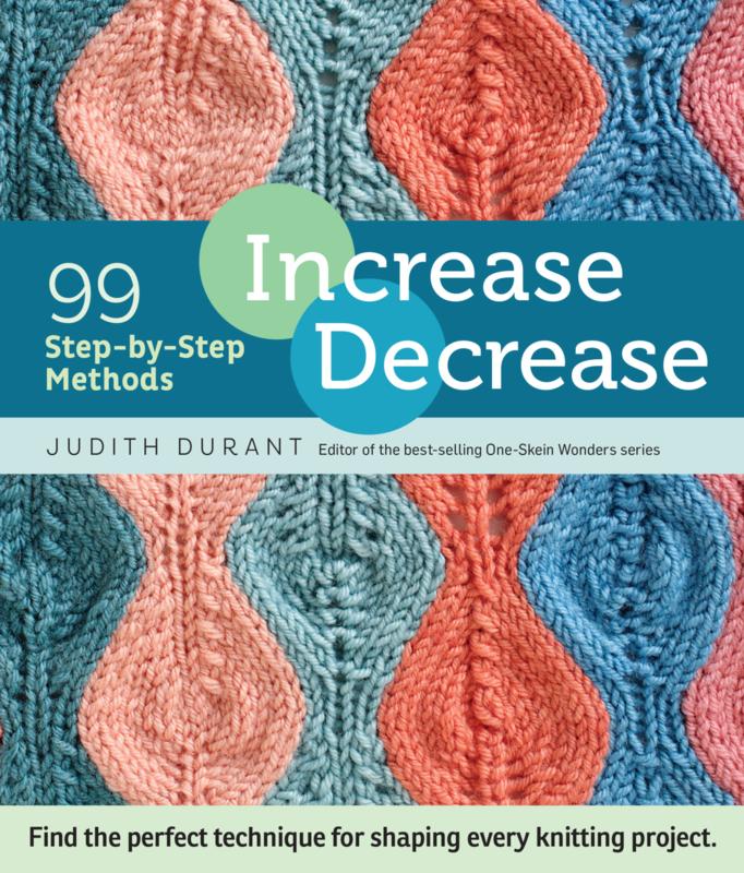 Book - Increase, Decrease: 99 Step-by-Step Methods - Judith Durant