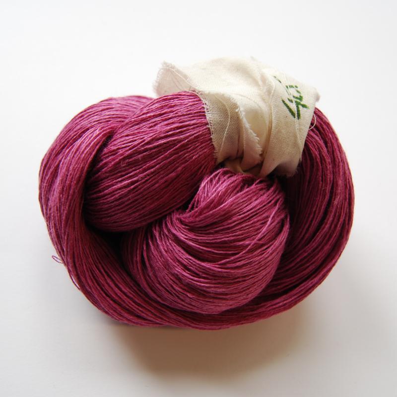40 | Oud roze | Linnen uit Litouwen