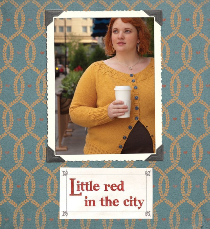 Book - Little Red in the City - An Ysolda