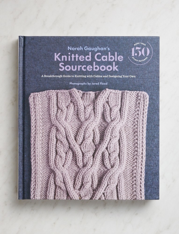 Book - Knitted Cable Sourcebook - Norah Gaughan