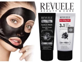 Black mask Revuele