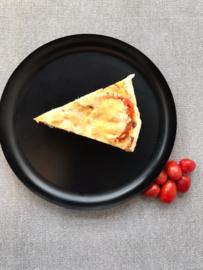 Kabeljauw pomodori  quiche