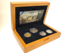 Koopmans set Koninklijke Nederlandse Munt Incl Gouden Dukaat 1928