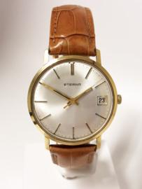 ETERNA 14 K Gouden Dresswatch - Handopwinder