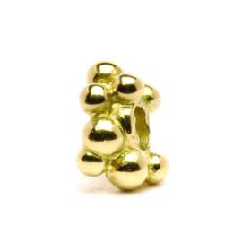 18 K Gouden Trollbeads 21148 - Cellen / Gouden Bedel