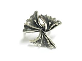Zilveren Fantasie Ring