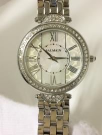 Balmain Haute Elegance Watch - Dames Polshorloge / Diamant