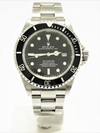 Rolex Sea Dweller 4000  -  Oyster Perpetual Date