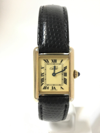 Cartier Tank Must de Cartier Model 1613 Dames Polshorloge - Quartz