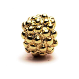 18 K Gouden Trollbeads TAUBE-00001 Gouden Bes (Retired)