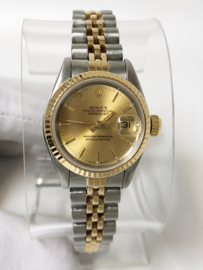 Rolex Lady Datejust Jubilee Fluted Bezel - Automatic / 1984