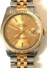 Rolex Oyster Perpetual Datejust - 2 Jaar Garantie