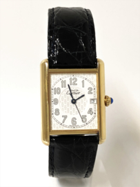 Must de Cartier - Tank Large Full Set Quartz 1999