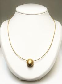 NIESSING 18 K Gouden Spang Met Hanger - Diamant