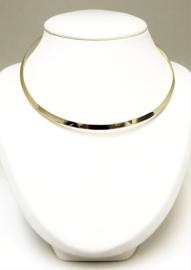 14 K Gouden Spang Collier - 42 cm / 25,65 g