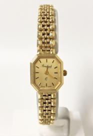 Bouchard Vintage 14 K Gouden Dames Horloge (8-Kant) - 22,2 g