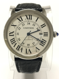 Cartier Ronde Solo XL - Automaat 2016