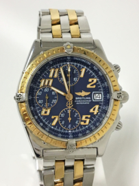 BREITLING Chronomat Automatic D13050.1 - Staal / Goud