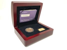 Het Belasting Tientje 10 Euro Goud Proof - 200 Jaar Belasting