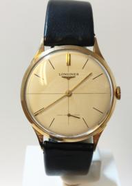 LONGINES CALATRAVA - 18 K Gouden Heren Dresswatch 1962