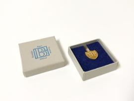 Vintage 14 K Gouden Revers Pin Koninklijke Begeer Voorschoten - BP