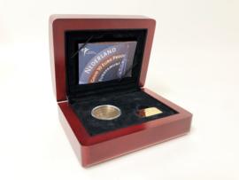 De Gouden Europa Munt - 10 Euro Goud Proof / In Cassette met Certificaat