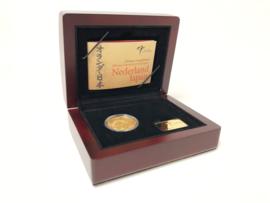 400 Jaar Handelsbetrekkingen Nederland Japan 10 Euro Goud Proof