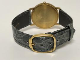 18 K Gouden Baume Mercier Genève Parelrand - 15607