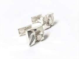 Lapponia Zilveren Design Manchetknopen - 925