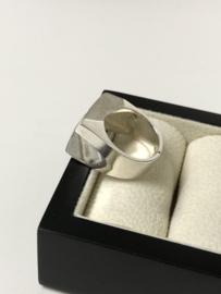 Lapponia Zilveren Design Ring B8 - 1979 / 9,25 g