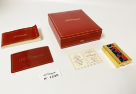 S.T. Dupont Limited Edition Franse Revolutie Full Set Nr 1961/2000