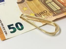 18 K Gouden Geld Clip - 5 cm / 8,35 g