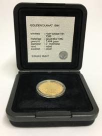 Gouden Dukaat 1994 Naar Dukaat Van 1586 - Proof