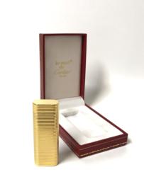 Cartier Le Must 18 K Vergulde Aansteker 1983 - Full Set