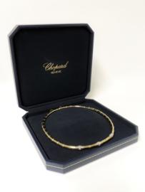 CHOPARD Les Chaines Gouden Collier 0.66 crt Briljantgeslepen Diamant - 42 cm