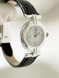 Cartier le Must Colisée 2411 White Arabic Dial - Full Set / 2003