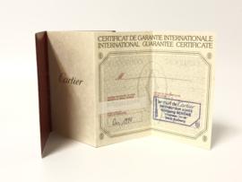 Cartier Trinity - Must de Cartier Tank Polshorloge Quartz Full Set