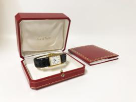 Must de Cartier - Tank Large Full Set Quartz 1999