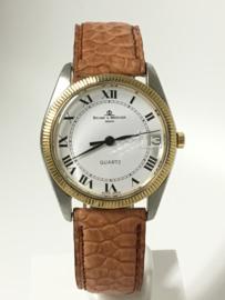 Baume & Mercier Geneve Dresswatch Jaren '90 - Staal / Goud
